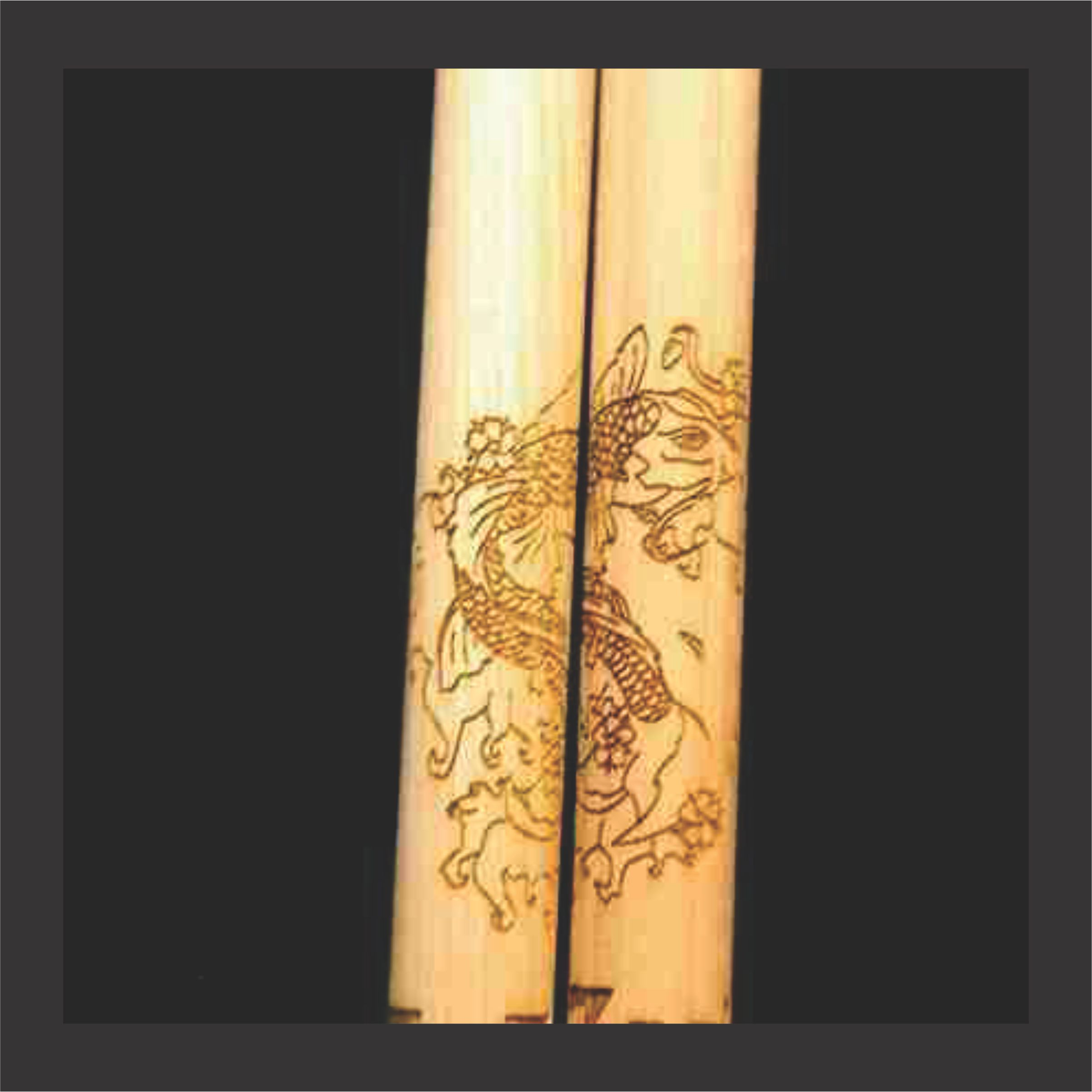 personalized drumsticks with graphics main link example