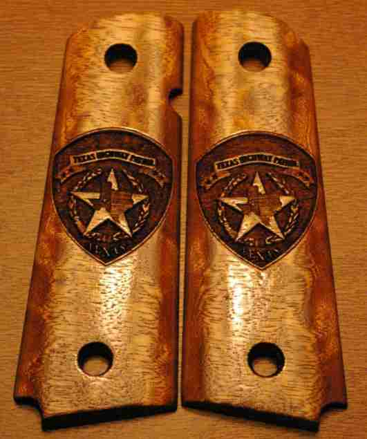 Custom Wood 1911 Grips   Page 3 of Various Examples