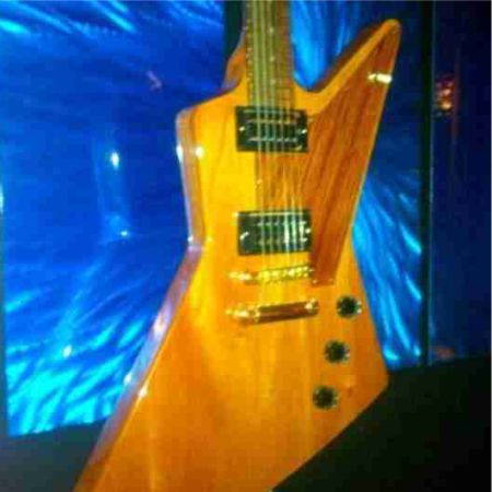 Gibson Explorer Custom Cocobola Wood Pickguard